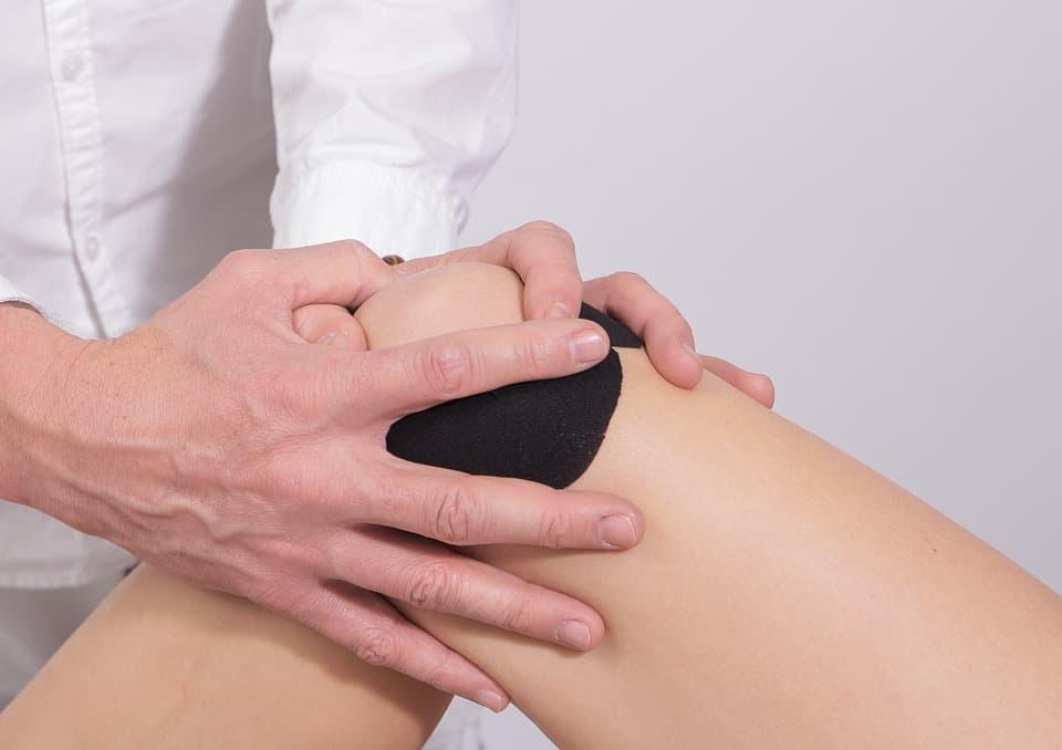 Dolore al ginocchio - curarlo con l'osteopatia