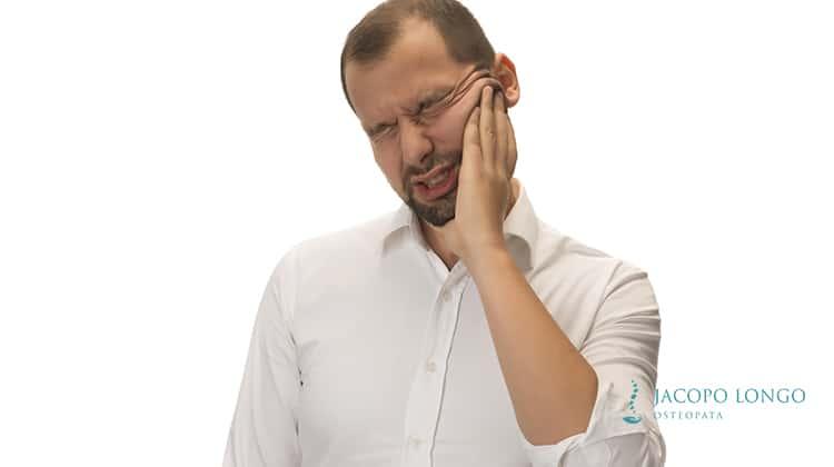osteopatia e disturbi della mandibola