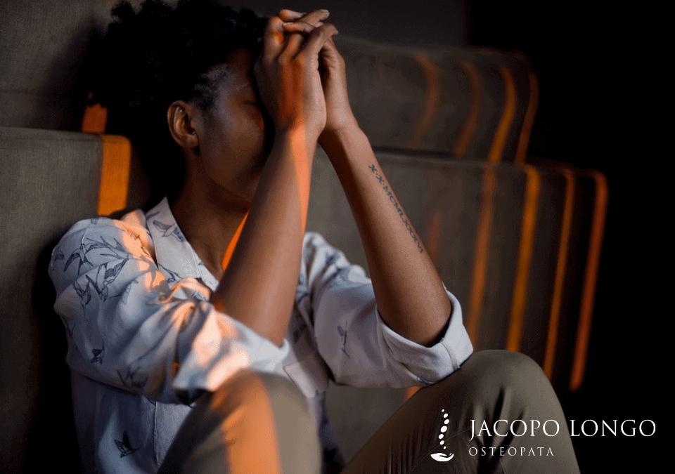 osteopatia e stress
